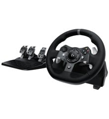 Logitech - G920 Driving Force Racing Wheel For PC & XB1