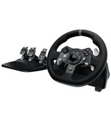 Logitech - G920 Driving Force Racing Wheel For PC & XB1