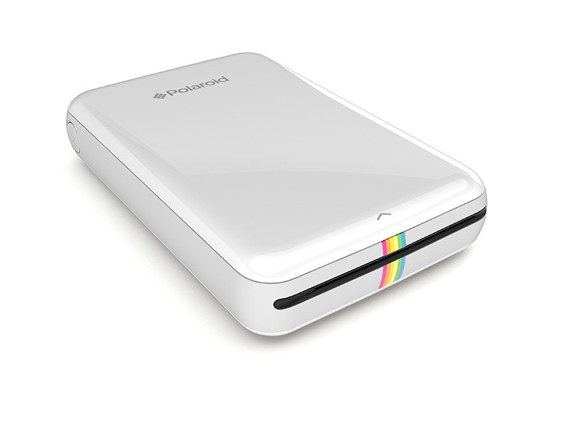 Polaroid - ZIP Instant Photoprinter Hvid