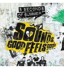 5 Seconds Of Summer ‎– Sounds Good Feels Good - CD