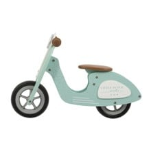 Little Dutch - Wooden Scooter, Mint (4368)