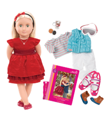 Our Generation - Ginger Doll with extra Outfit (731045)