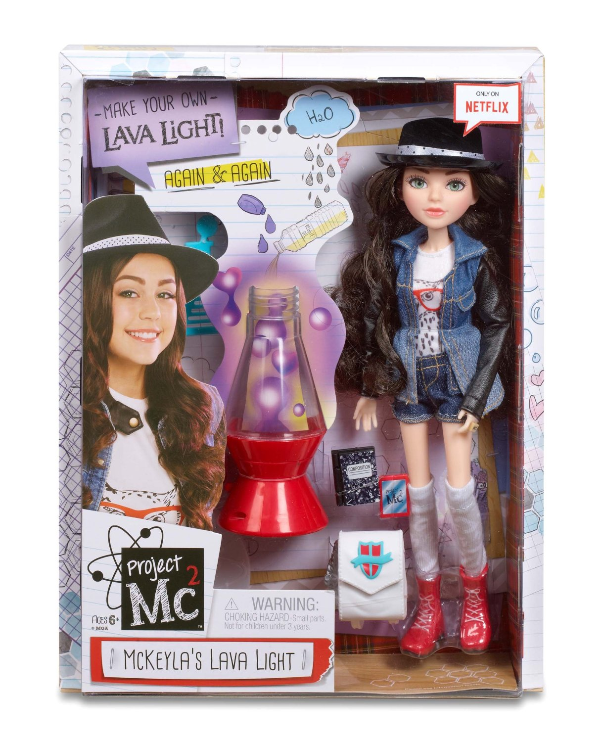 Buy Project Mc2 Mckeyla Mcalister Doll With Lava Light