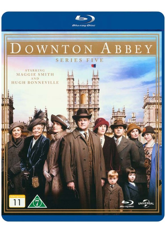 Downton Abbey: Series 5 (blu-Ray)