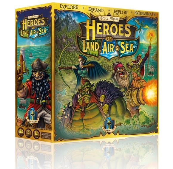 Heroes of Land, Air & Sea (GG801)