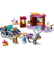 LEGO - Disney Frozen - Elsa's Wagon Adventure (41166)