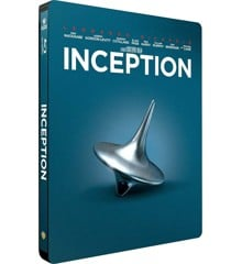 Inception - Limited Steelbook (Blu-Ray)