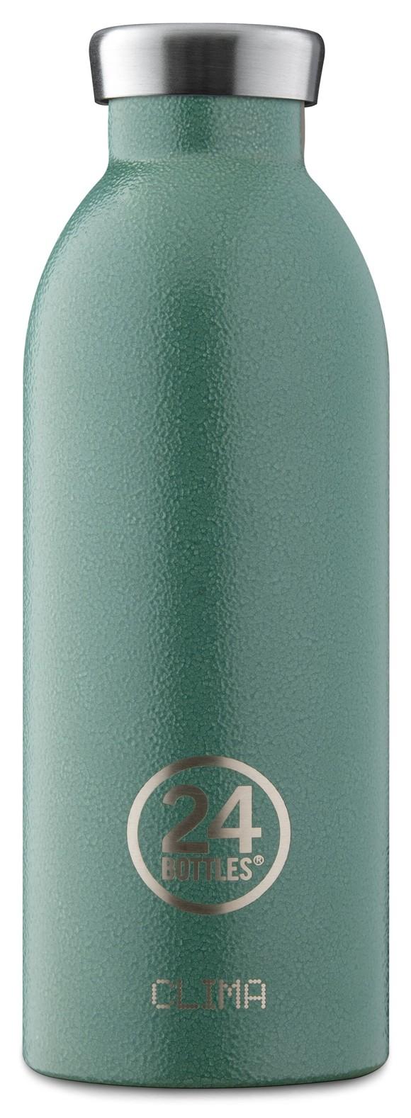 24 Bottles - Clima Bottle 0,5 L - Rustic Moss Green (24B157)