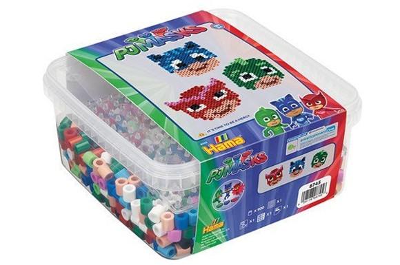 Hama - Pj Masks Maxi Beads w Accessories (388745)