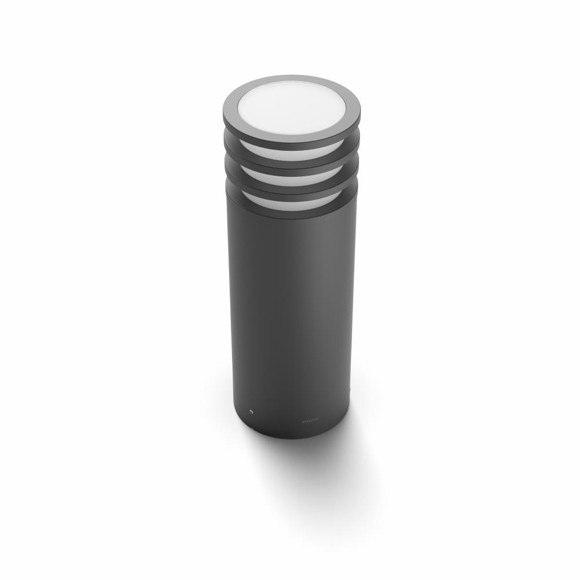 Philips Hue  - Lucca Outdoor Pedestal - Warm White