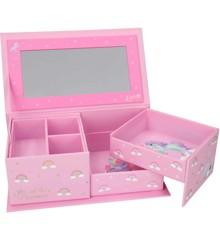 Ylvi & the Minimoomis - Jewellery Box - Unicorn (0410616)
