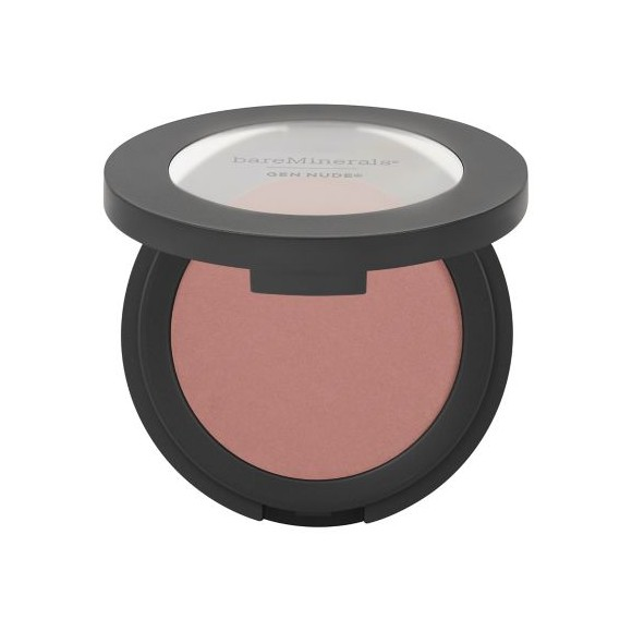 Bare Minerals Gen Nude Powder Blush Review & Swatches