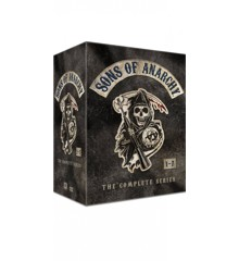 Sons Of Anarchy - Sæson 1-7 (30 disc) - DVD