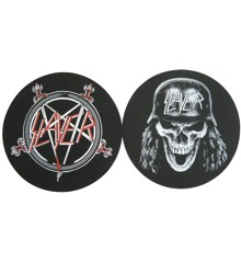Slipmat set - Pentagram & Wehrmacht