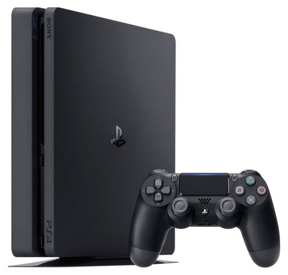 Playstation 4 Slim Console - 1 TB