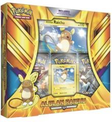 Pokemon - Poke Box Alolan Raichu (Pokemon Kort)