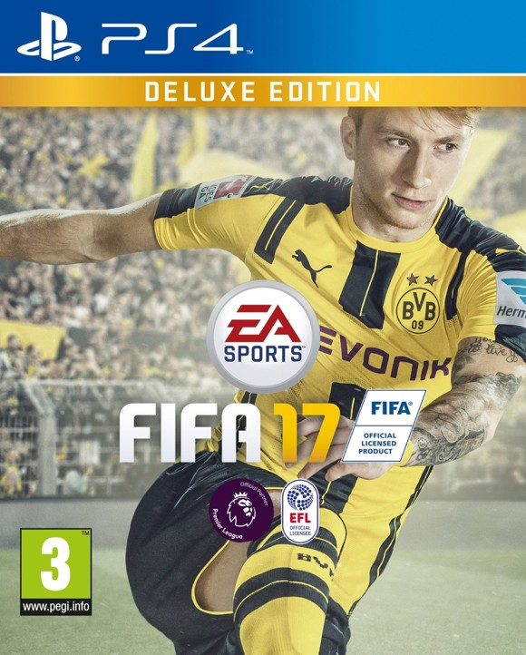 FIFA 17 - Deluxe Edition (Nordic)