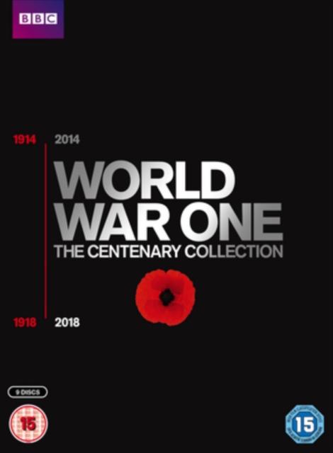 World War I: The Centenary Collection - DVD