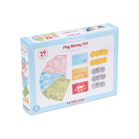 Le Toy Van - Play Money Set (LTV319)
