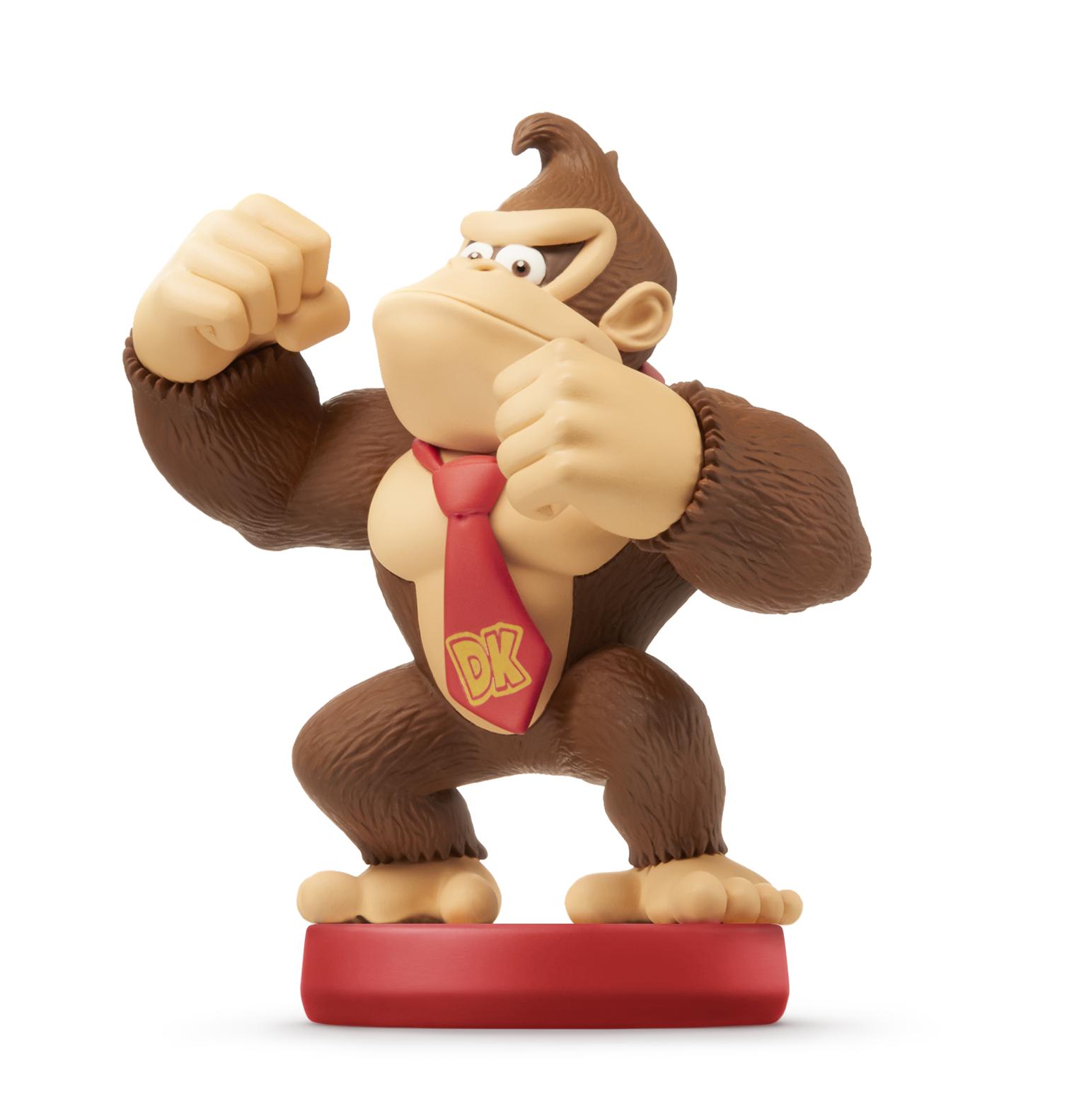 Nintendo Amiibo Figurine Donkey Kong (Super Mario Collection)