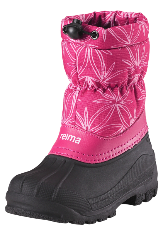 Buy Reima Winter Boots Nefar Berry