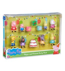 Peppa Pig - Friends Party Pack