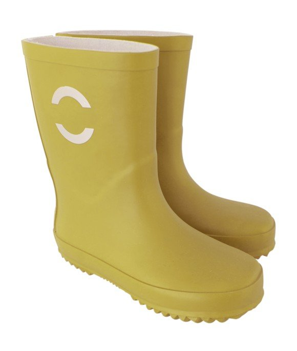 Mikk-line - Basic Wellies - Yellow