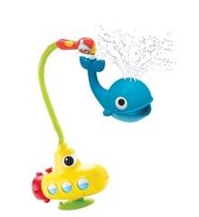 Yookidoo - Ubåd og hval vand legetøj (YO40142)