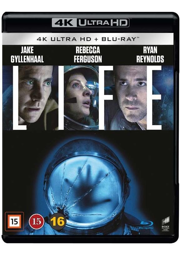 Life (Jake Gyllenhaal) (4K Blu-Ray)