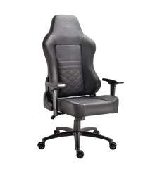 DON ONE - Luciano Gaming Chair Black/Black stiches