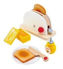 Hape - Legemad - Pop-up Brødrister (E3148)
