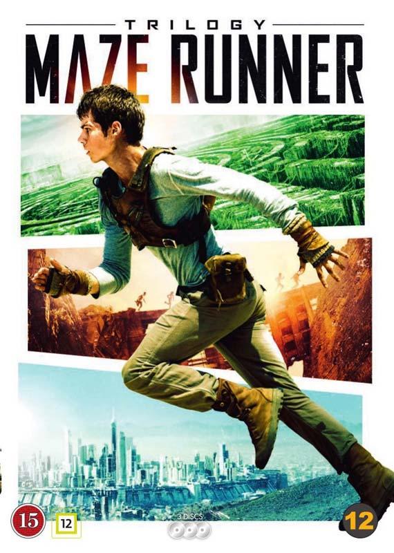 Maze Runner Trilogy, The - DVD