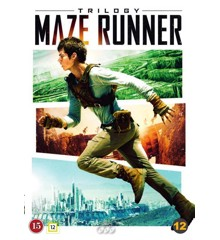 Maze Runner Trilogy, The - DVD