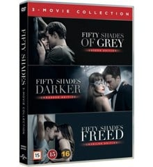 Fifty Shades Trilogy Box Set - DVD