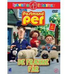 Postmand Per 21: De frække får - DVD