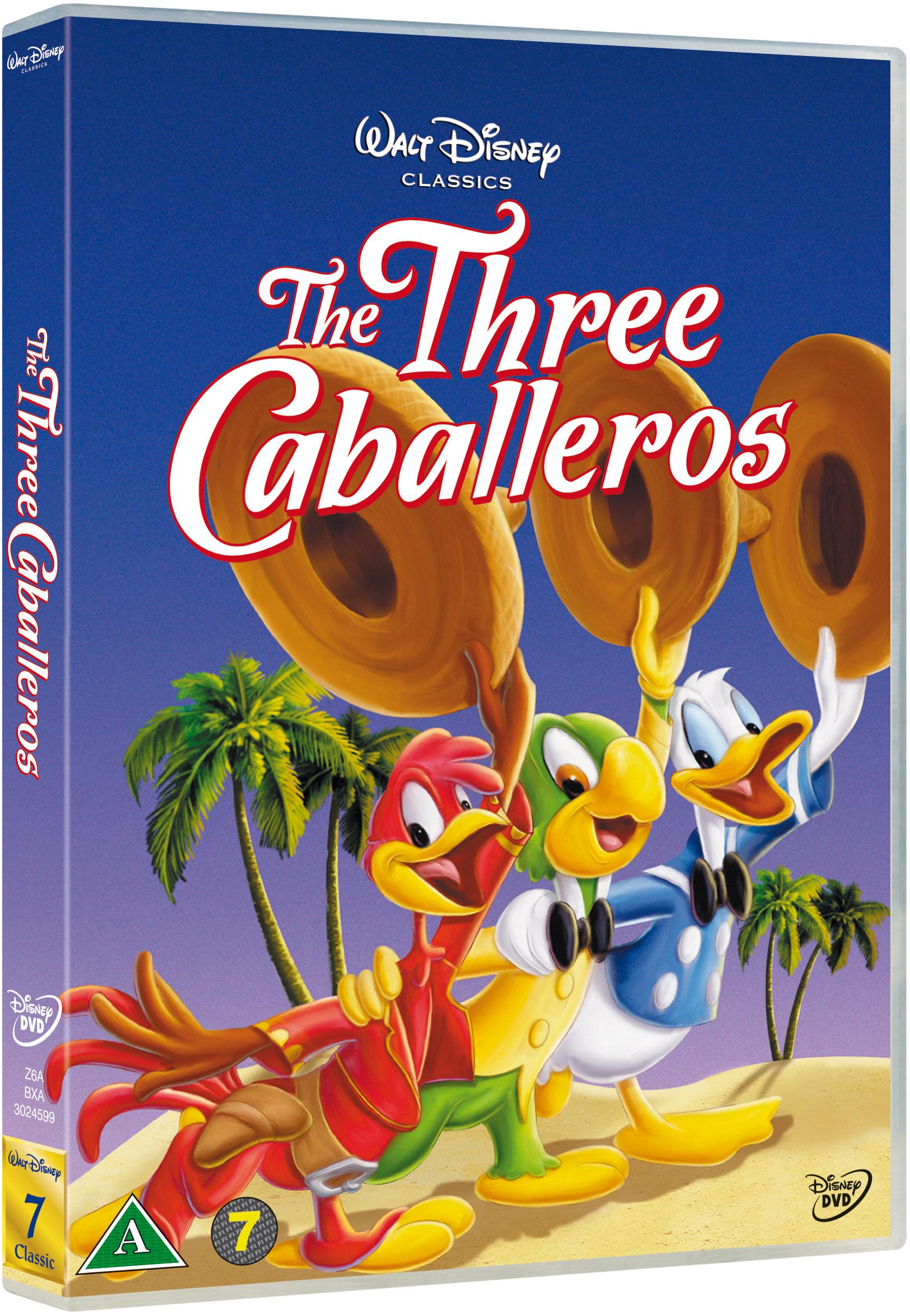 The Three Caballeros - Disney classic #7