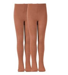 Melton - Solid Tights  2-pack