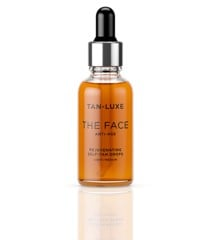Tan-Luxe - Self Tan Oil Face Anti-Age Light/Medium 30 ml