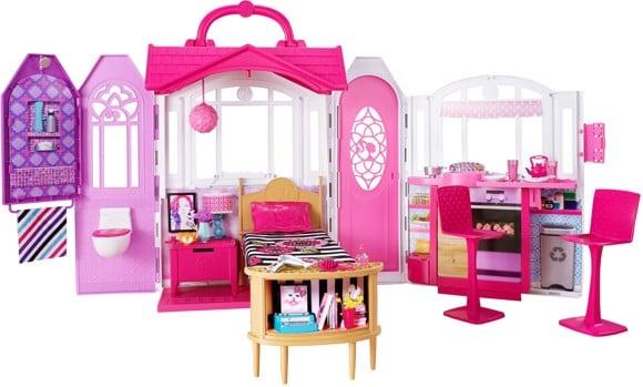 Barbie - Glam Getaway House (CHF54)