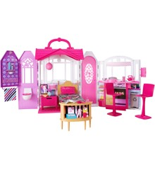 Barbie - Glam Getaway Hus (CHF54)