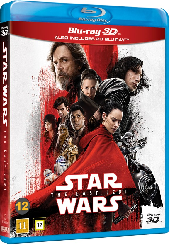 Star Wars - The Last Jedi (3D Blu-Ray)