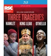 Shakespeare: Three Tragedies (Blu-Ray)