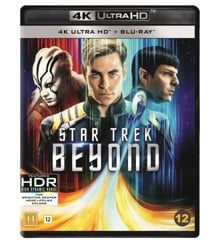 Star Trek: Beyond (4K Blu-Ray)