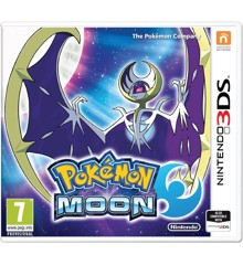 Pokemon Moon (Nordic/UK)