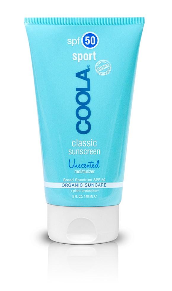 Coola - Solcreme Sport SPF 50 Uparfumeret 148 ml