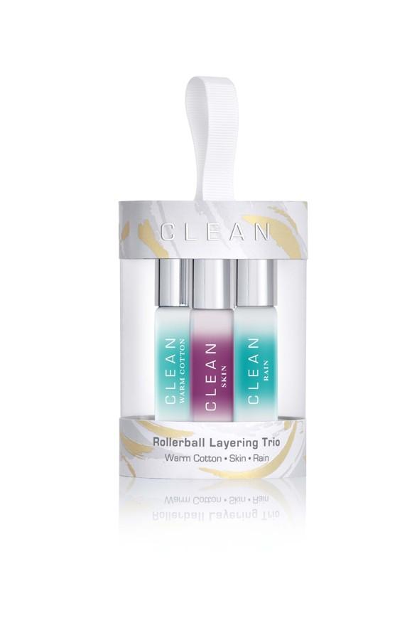 Clean - Layering Trio 3 x 5 ml - Giftset