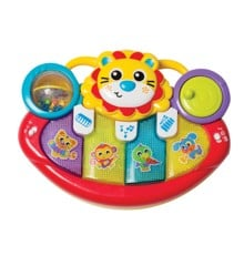 Playgro - Jerry's Class - Lion Activity Kick Toy Piano (1-6385508)