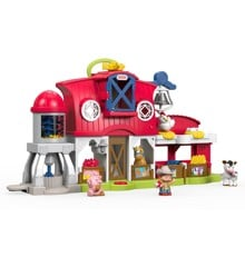 Fisher-Price - Little People - Bondegård med Lyd (dansk)