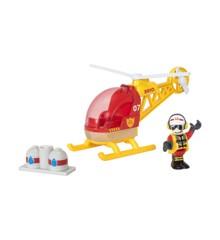 BRIO - Redningshelikopter (33797)