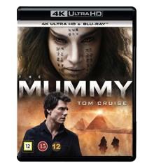 Mummy, The (Tom Cruise) (4K Blu-Ray)